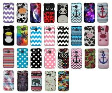 For Alcatel One Touch OT Evolve 5020T New Design Snap On Hard Cover Phone Case
