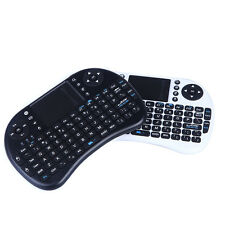 2.4G Mini Black&White Wireless Keyboard Mouse Touchpad for PC Notebook Android