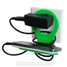 Foldable Wall Charger Adapter Charging Holder Hanger MP3 PLayer Mobile Phone
