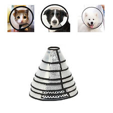E-Collar Dog Elizabethan Wound Healing Cone Protection Smart Pet Collar Medical