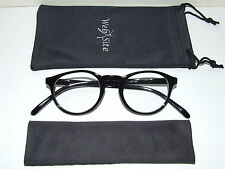 LESEBRILLE NEU WEBXSITE Mod.PANTOS Far.BLACK Damen/Mann Unisex Reading glasses