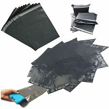 STRONG ECO FRIENDLY GREY POLY POSTAL POSTAGE MAILING BAGS BAG SELF SEAL ASSORTED