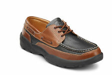 Patrick-Dr.Comfort Men's Diabetic Casual Shoes-Free Heat Moldable Inserts