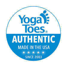 Yoga Toes YogaToes Gel Toe Stretcher & Separator (SAPPHIRE BLUE – ALL SIZES)