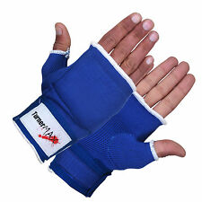 TurnerMAX Boxing Cotton inner Gloves Wear Wraps Gear Protection Training MMA