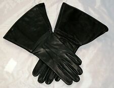 Star Wars Costume Real Leather 501st Approved Gloves  with Three Darts