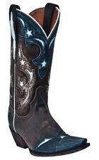 Dan Post Womens Dallas Queen Leather Sole Boot Style DP3560 FREE SHIPPING