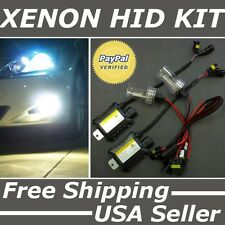 9006 H11 H10 9012 9005 HID Conversion Kit 3000k 4300k 6000k 8000k 10000k 12000k