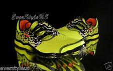 NEW UNDER ARMOUR Men's Micro G Toxic Six Running Shoes-Yellow/Black