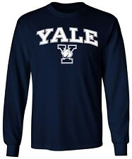 Yale Shirt T-Shirt University Sweatshirt Hoodie Polo Vintage Press Law Apparel