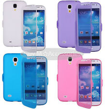 ALL ROUND FITTED CASE BUMPER CASE WITH FASTENER FOR SAMSUNG GALAXY S4