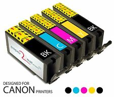 CLI-251 and PGI-250 Edible Ink Cartridges for many Canon printer models MG6420