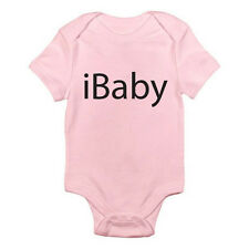 iBaby - App / Phone / Humorous / Novelty / Funny Themed Baby Grow / Suit