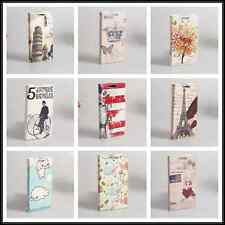 Classic Vintage Cute PU Leather wallet slots Case For LG Optimus L9 II 2 D605