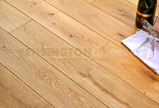 European Prime 150mm x 20mm Solid Oak Lacquered Wood Flooring Wooden Floor