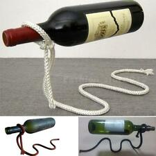 Hot New Magic Metal Rope Wine Bottle Holder Wine Bottle Stand Gift FHRG