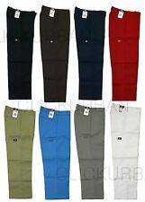 DICKIES DOUBLE KNEE WORK LOOSE FIT PANTS