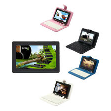 "iRulu Multi-color 7"" A9 Android 4.1 16GB Tablet PC Dual Camera WIFI w/ Keyboard"