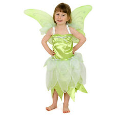 Toyrific Kids Complete Fancy Dress Fairy Costume Girls Dressing Up Outfits