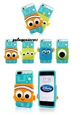 3D Baby Face Disney Cartoon Silicone Soft Full Case Cover For iPhone 5 5S 5C