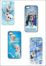 Disney Frozen iPhone 5 5S Hard Plastic Protective Back Cover Case + Free Stylus