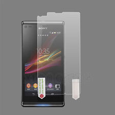 Screen protector film Guard for Sony Xperia L S36h C2104 C2105 Taoshan
