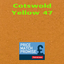 Cotswold Yellow Dye/Pigment for Concrete, Render, Mortar & Cement