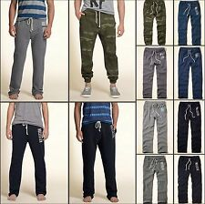 NWT HOLLISTER HCO Men Classic SWEATPANTS Fleece Sweat pant by Abercrombie