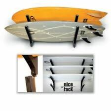 Estante Rack De Pared Para Tablas De Surf Extendible Tabla De Nieve Estante