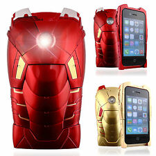New Super hero Marvel Iron Man Cell Phone Protective Cases For Iphone 4/4s 5/5s