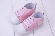 New Infant Toddler Sneakers Baby Boy Girl Soft Sole Crib Shoes to 0-18Months