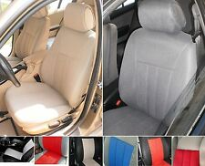SELECT MERCEDES E-CLASS 1976-2009 CLASSIC SYNTHETIC TWO FRONT CAR SEAT COVERS