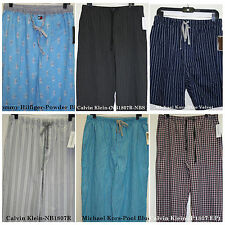 Men's Sleepwear Shorts & Lounge Pants,Size@M-L.