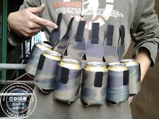 NEW Cool Fashion 330&12oz 6 Pack Beer Can Coolers Insulator Cola Holder 4 Colors
