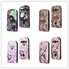 PU Leather Magnetic wallet Cover Flip Case for Samsung Galaxy Xcover 2 S7710 #1