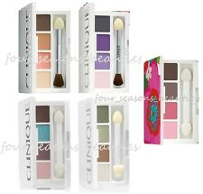 ANY 2 Clinique All About Shadow QUAD Colour Surge Eye DUO Shade Palette Lot PICK