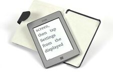 Classic PU Leather Case Cover For Amazon Kindle Touch  ebook reader AU UK CA DE