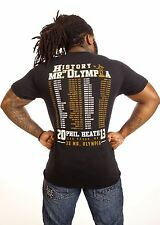 Camp Muscle Bodybuilding  Shirt 2013 History of Mr Olympia
