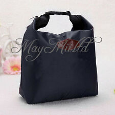 Thermal Insulated Cooler Waterproof Lunch Tote Carry Storage Picnic Pouch Bag J