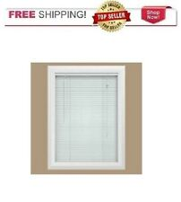 NEW Bali Blinds 1 inch WHITE Vinyl Mini Blind YOU PICK THE WIDTH x 72 in Length