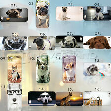 Hot Personalised Custom Printed Canine animal Case Cover for iPhone 5/5S
