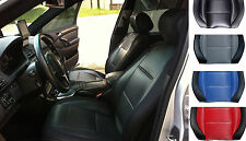 SELECT FORD MIX L.CARBON FIBER AND SYNTHETIC TWO FRONT CUSTOM CAR SEAT COVERS