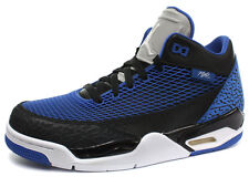 Nike Air Jordan Flight Club 80's Black/Blue Mens Basketball Shoes ALL SIZES 007