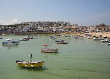 003 St Ives Cornwall England - Photo Prints A4 A3 or CANVAS