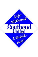 Southend Car/window signs / Personalised signs / flexible magnets