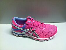 NEW Asics Women's GEL-ELECTRO 33 Running Shoes - Flash Pink/Silver -  T461N