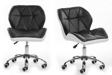 Contemporary Designer Office Chair Meeting Room Task Chair Black / white