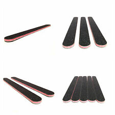 240/240 Grit Nail Files for Natural Nails Black and Blue Various Quantities!!