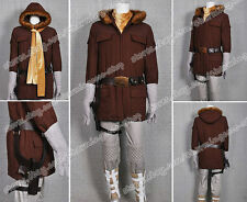 Star Wars Han Solo In Hoth Gear Cosplay Costume Uniform Outfits Well Made Cool