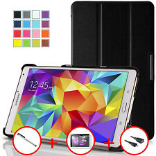 JJSKY Ultra Slim Lightweight Smart-shell Case Cover For Galaxy tab s 8.4